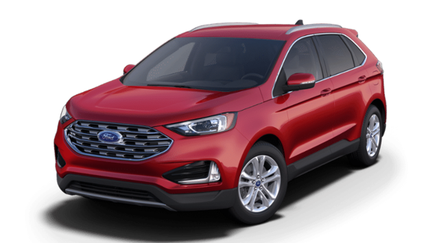New Ford 2020 Ford Edge SEL Crossover 2FMPK3J95LBA59034 in Meridian, MS